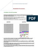 Battlefield Formations
