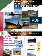 2. Sistemas de Transporte Internacional de Carga, Perfil Costos