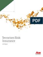 2019 Terrorism Risk Insurance Report
