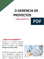 Capacitacion Gestion de Proyectos