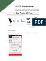 Printer Setup Guide