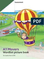 A1 Movers wordlist