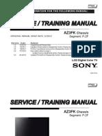 Sony Kdl 46bx450