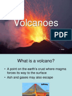 volcanoes types structure and effects by Muqeet Ahmad