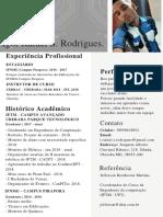 Currículo - Igor Rafael