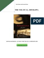 Aavarana book