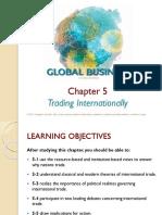 Chapter 5 Trading Internationally