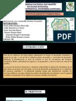 plan de acondicionamiento territorial