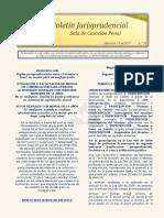 Boletín Informativo N° 20 del 18 de noviembre de 2019