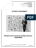 Assessment - BSBHRM602