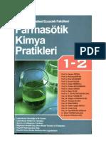 farmasötik kimya pratikleri 1-2