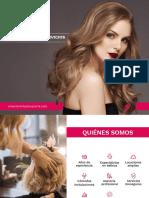 Brochure Peluqueria