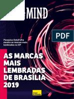 Anuário Top of Mind Brasília 2019