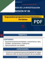5. PPT DE SESIÓN N° 06