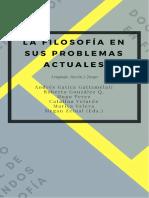 La Filosofía en Sus Problemas Actuales