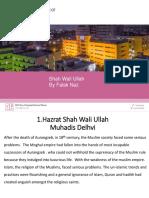Shah Wali Ullah English and Urdu.pptx
