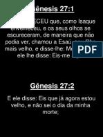 Gênesis - 027.ppt