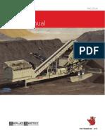 Manual de partes ASTEC