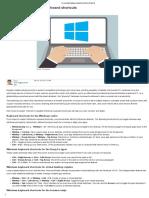 21 Essential Windows Keyboard Shortcuts