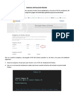 03 Manual Instalacion Fedora Server 29