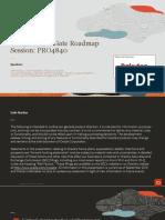 Oracle GoldenGate Roadmap.pdf