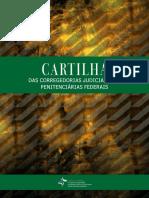 Cartilha de Inclusão de Presos em Presídio Federal - CNJ