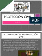 UNIDAD 4 PROTECCIÓN CIVIL