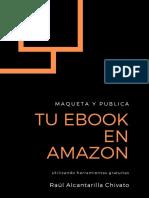 Publica tu eBook en Amazon