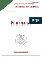 Seanewdim Philology VI 51 Issue 176