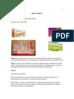Informe Marco Estrategico actividad 2 evidencia 1