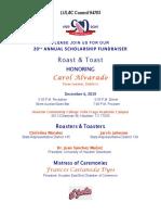 Lulac Rt 2019 Invite Carol Alvarado