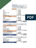 Balance General Reporte 1.1
