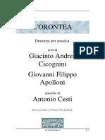 Orontea-libretto