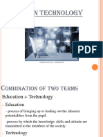 Education Technology cum Ecommerce PPT