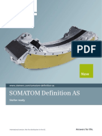 SOMATOM DEFINITION AS STELLAR READY