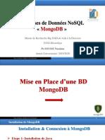 Installation MongoDB Converti