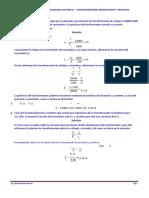 PROBLEMAS RESUELTOS TRansformadores monofasicos.docx