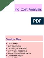 Costs Analysis PRS