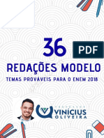 36 Redações Modelo Do Vinicius