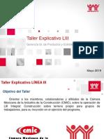 05 2019 Taller Liii - Cmic (1)