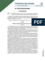 Reglamento Administración Electrónica UNED