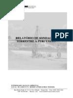 10 - Relatorio de Sondagem Reservatorio Jorge Teixeira