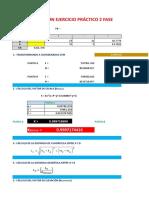 Excel 2 Examen Geodesia