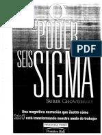 Libro El Poder de 6 Sigma