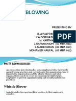 13891943-Whistle-Blowing.pptx