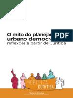 Livro - O mito do planejamento urbano democratico