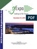 Ag Expo 2019 Program