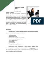 Trabajo Integrador Final Historia Geografía Grupo 2