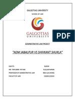 Admin Project