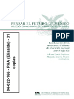 Martínez y Padilla - México Sus Revoluciones y Educación